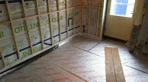 berworth radical retrofit ground and interate floors