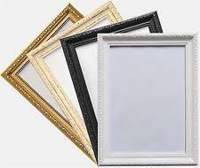 Black ornate frame Printable Shabby Chic Ornate French Style Picture Photo Frame Cream White Gold Black Ebay Black Ornate Frame Ebay