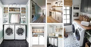 28 best small laundry room design ideas