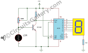automatic_digital_visitor_counter_circuit_diagram_simple_electronics_hobby_project_for_students copy jpg Simple Circuit Diagram visitor counter circuit diagram simple circuit diagrams worksheet