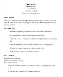Pharmacy Tech Resume Samples Gorgeous Best Pharmacy Technician Resume Example LiveCareer Format Ideas Job