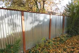 sheet metal privacy fence. Metal Privacy Fences Your Guide To Fence Panels For And Safety Sheet R