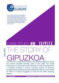 zero waste case studies zero waste europe frontpage gipuzkoa