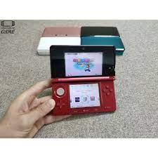 Máy game Nintendo 3DS đời đầu