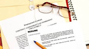 How To Write A Great Resume For A Job Tips Examples Simple Tips For Writing A Resume