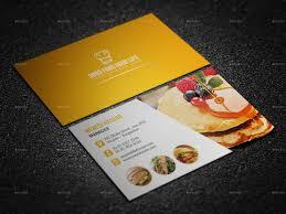 Fast Food Business Card Design Bundle Restaurant Business Card Restaurant Bundle Card
