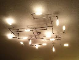 funky lighting. Funky Lighting Fixtures 25 Best Pipe Ideas On Pinterest Industrial Wall Art Inspiration E