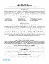 Cv Police Municipale Law Enforcement Resume Examples Police Resume