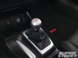 2013 honda civic si. 04 2013 honda civic si shifter
