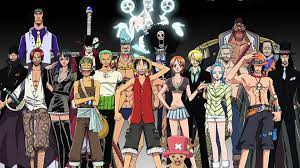 Zoro, One piece, Luffy