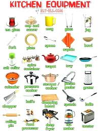 kitchen utensils names. Kitchen Tools Names Utensils And Uses Their With Pictures M