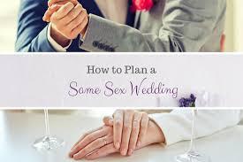 Plan Weddings Lesbian Wedding Gay Wedding Planning Guide Buona Sera