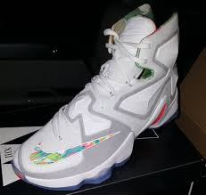 lebron james shoes white xiii. 14-02-2016 lebron james shoes white xiii nike lebron