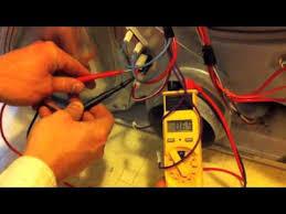 whirlpool kenmore maytag dryer not heating repair youtube maytag centennial dryer plug install at Wiring Diagram For Maytag Centennial Dryer
