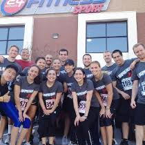 24 hour fitness photo of team 24 living the brand