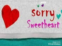 Apologies Sorry Whatsapp Status YouTube Status In 40 Custom Sorry Image Download