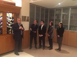 RUSSIA] Dedication of the Frances Aaron Hess Memorial Library at the  Institute for Modern Jewish Studies in Moscow | World Union for Progressive  Judaism