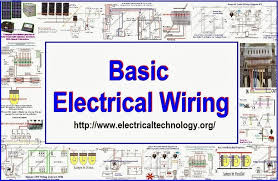 basic household wiring diagrams Electrical Wiring Of A House With Solar Panel house wiring diagram Home Electrical Panel