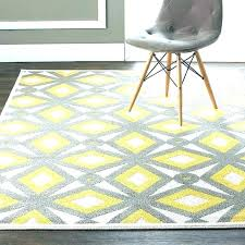 yellow and white area rug gray grey black rugs furniture licious