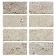 grey travertine tile backsplash. Unique Backsplash Light Travertine 3 In X 6 Wall Tile 8Pack Inside Grey Backsplash A