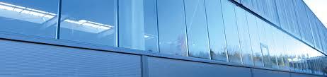 Atmos Glasfassaden Mit Integrierten Lüftungs Rwa Geräten Fenstern