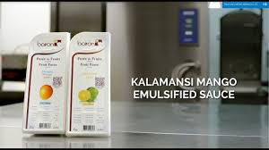 Recipe Les Vergers Boiron Kalamansi Mango Emulsified Sauce By Martin Lippo