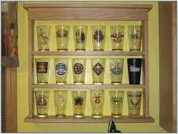 how to make a shot glass display case shot glass display designs shot glass display case