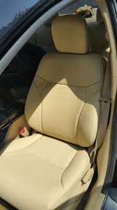 seat poshish in japanese leather honda civic