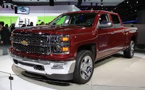 2014 Chevrolet Silverado 1500 Bows in Motor City - 2013 Detroit