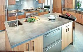 concrete countertop care caring for concrete packed with for produce amazing care for polished concrete home