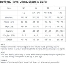 Forever 21 Plus Jeans Size Chart The Best Style Jeans