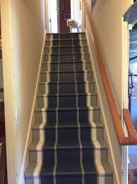 painted basement stairs. Painted Basement Stair Runner. Painted Stairs