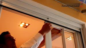 Insektenschutz Für Fenster Türen Produktvideo Fensterversand