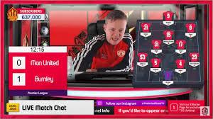 Man United 0-2 Burnley Mark Goldbridge Best Bits - YouTube