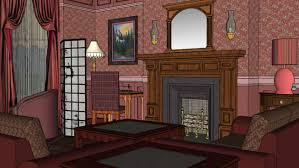 victorian house furniture. Large Preview Of 3D Model Victorian House - 2017 Furniture I
