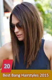 Medium Short Haircuts 2015 94165 Medium Hairstyles For Round Faces
