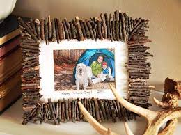 picture frame crafts ideas and designs