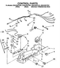ffba5f3 solved need a wiring diagram for a whirlpool ed5vhextqo1 fixya on kenmore compressor wiring diagram