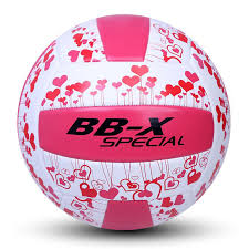 <b>High Quality PU Leather</b> Volleyball Ball Official Size 5 Beach ...