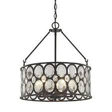serai 5 light oil rubbed bronze chandelier