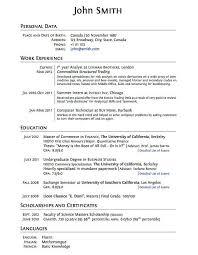 Grad School Resume Tips Cv Template For Grad School Student Resume Template