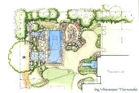 landscape architecture blueprints. Landscape Architecture Blueprints Contemporary Residential Drawings Image Section R