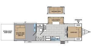 2020 xlr hyper lite 29hfs floor plan