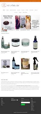 Reds Kitchen Sink Natural Hair Care Skin Care And Body Products