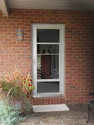 glass panels as well as a variety of decorative glass styles further customize your storm door with screen doors custom hardware pet doors