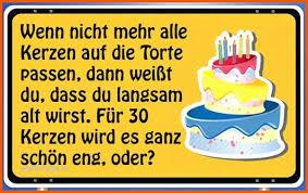 64 Wunderbar Gallery Of Glückwünsche Zum 30 Geburtstag Lustig Lustige