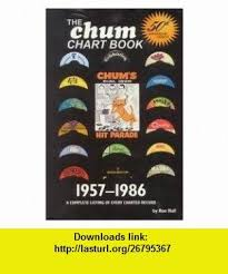 Chum 1050 Chart Book A Complete Listing Of Every Record To