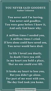 Loss Of A Loved One Quotes And Poems Remembering A Loved One Quotes Quotes of The Day 27