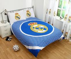real madrid duvet cover sets double