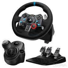 <b>Руль Logitech G29 Driving</b> Force PS4/PC+Logitech Driving Force ...